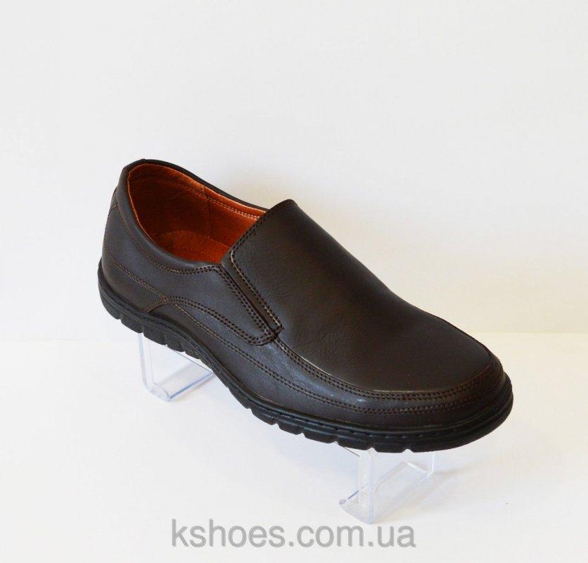 Купить Коричневые мужские туфли Konors 5055