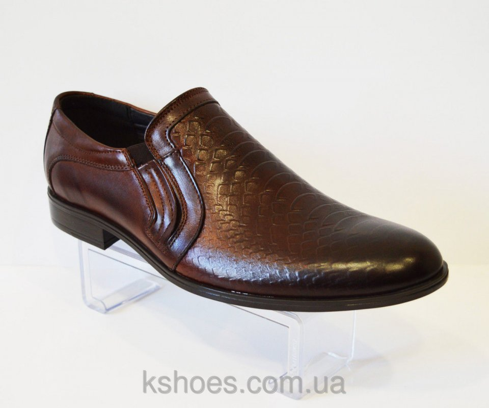 Купить Коричневые мужские туфли Tapi 5371