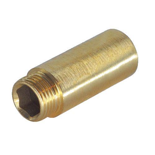 Удлинитель латунный 10 мм
