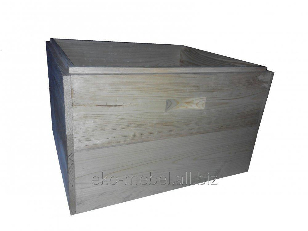 The case Dadan 300 for beehives