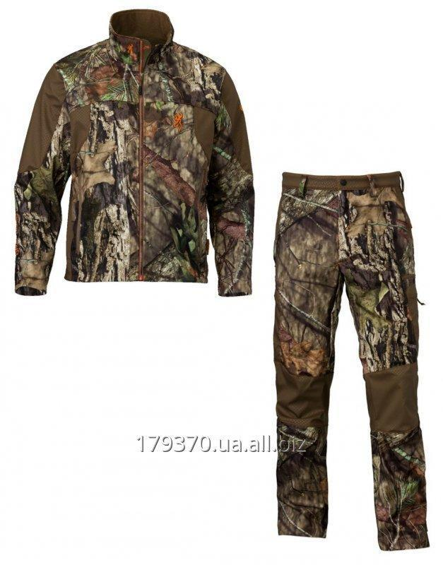 Suit demi-season for hunting of Browning Hells Canyon Ultra-Lite