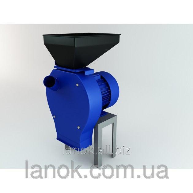 Купить Зернодробилка Зубренок 1.8 кВт