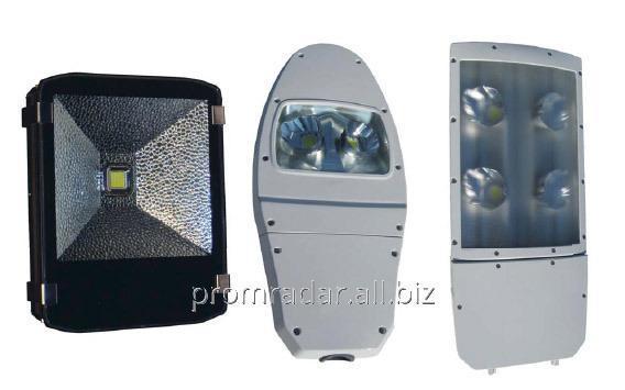 Купить Светодиодные светильники промышленного и уличного освещения серии ВЭЛАН-02