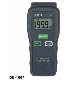 Купить Тестер электромагнитного поля DE-1007.Приборы неразрушающего контроля и измерители неэлектрических величин