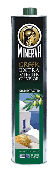 Olive oil neraf  MINERVA EXTRA VIRGIN Greek to Buy (sale) in