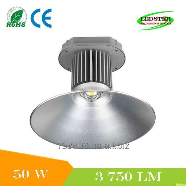 Купить Светодиодная подвесная лампа AN-IWL-50W (LED High Bay Light)