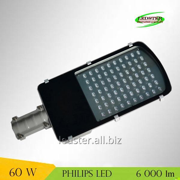 Купить Консольный уличный LED фонарь AN-SLC-60W