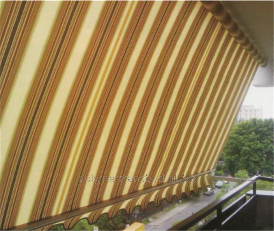 Купить Маркіза балконна (на поруччя) LIPARI