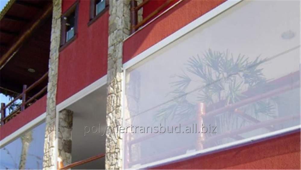 Купить Маркіза дахова зберігаюча тканину «під замком» VENTOSOL