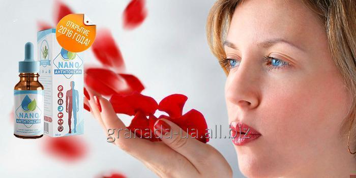 Капли от запаха изо рта Anti Toxin Nano Анти Токсин Нано