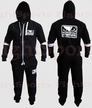 Купить Спортивный костюм Bad Boy Black T