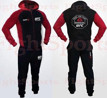 Купить Спортивный костюм UFC REEBOK OCTAGON