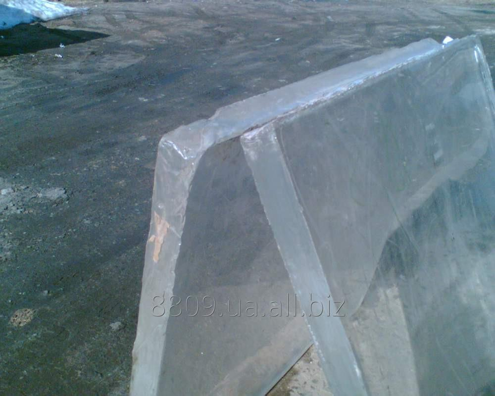 Купить Оргстекло блочное тол. 16,0 - 32,0 мм