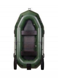 Купить Лодка надувная Барк Bark 270 N/P Polymertransbud