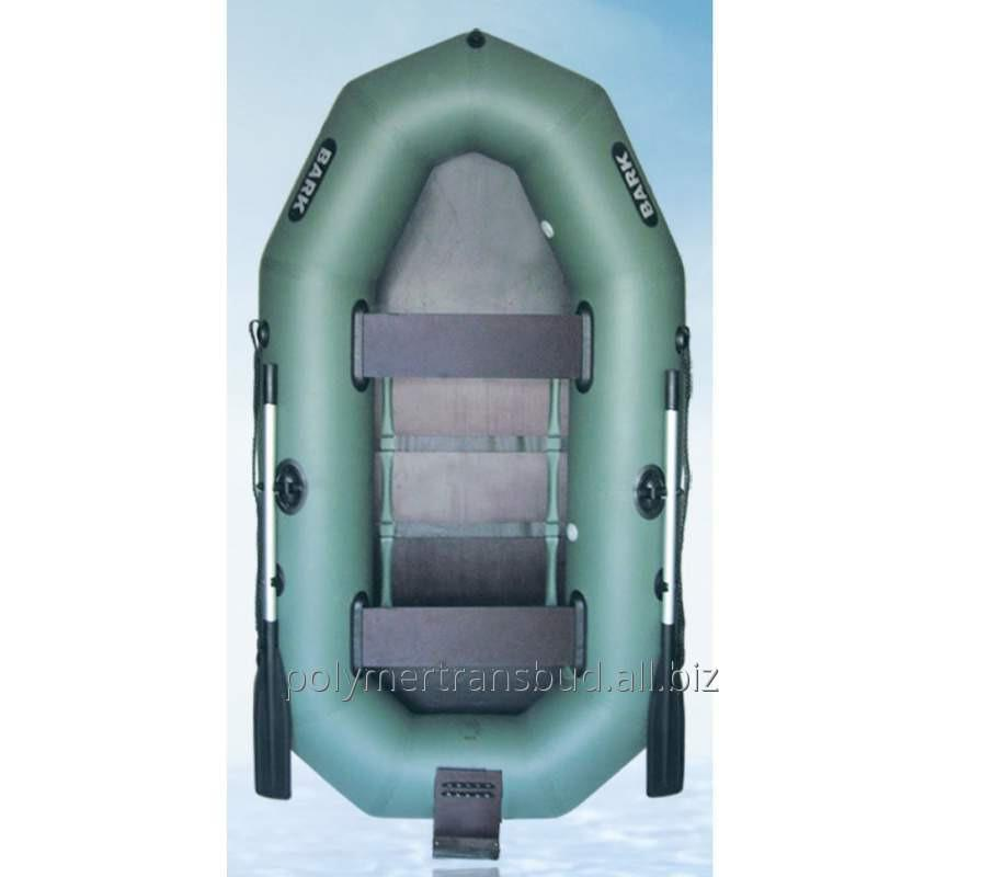 Купить Надувная лодка Polymertransbud Bark B-260N