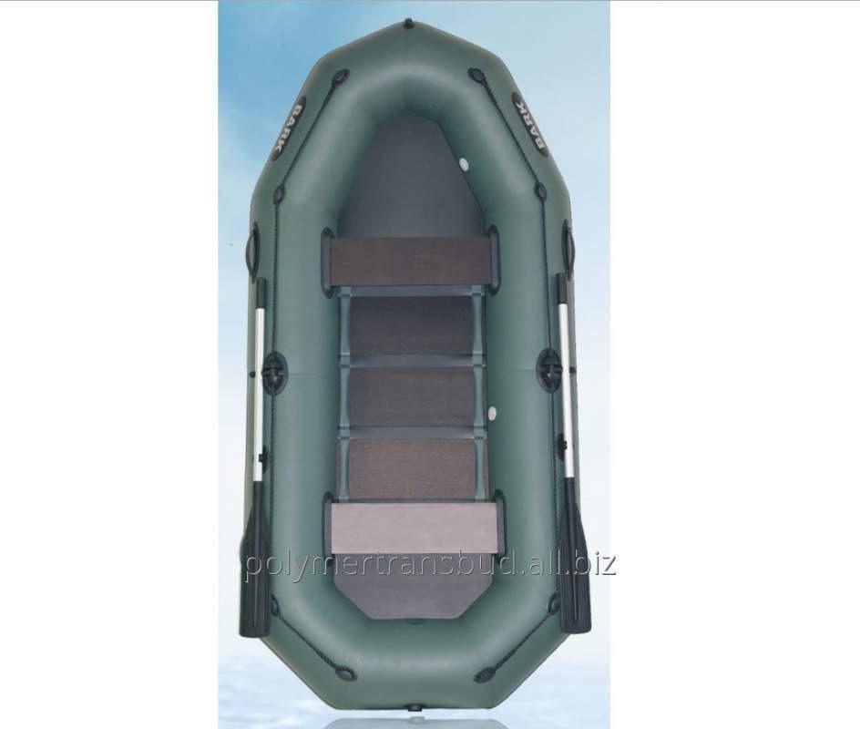 Купить Надувная лодка Polymertransbud Bark B-260P