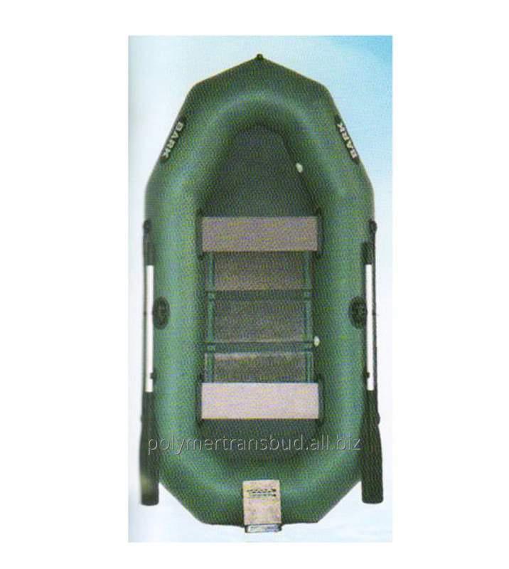 Купить Надувная лодка Polymertransbud Bark B-280N