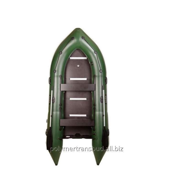 Купить Надувная лодка Polymertransbud Bark BN-390S