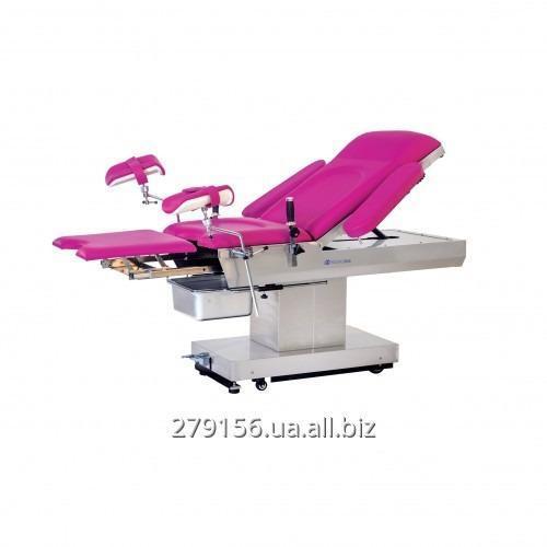 Смотровое гинекологическое кресло (операционный стол) KL-2E