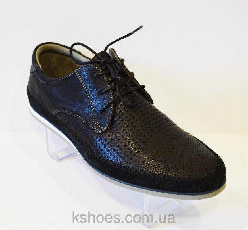 Купить Черные мужские туфли Badura 2885