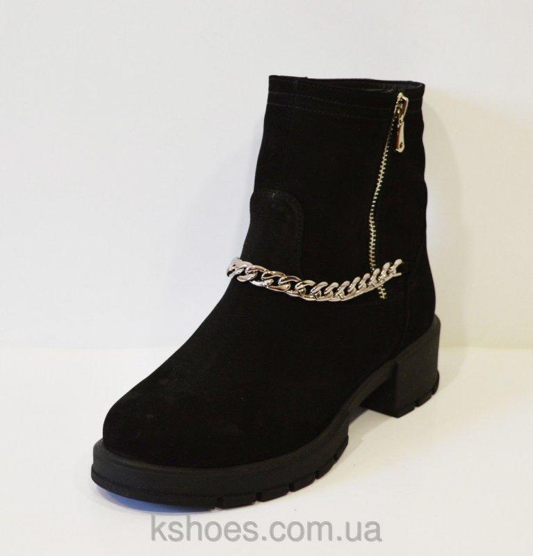 Купить Женские ботинки с цепью Olli 2-Tepa