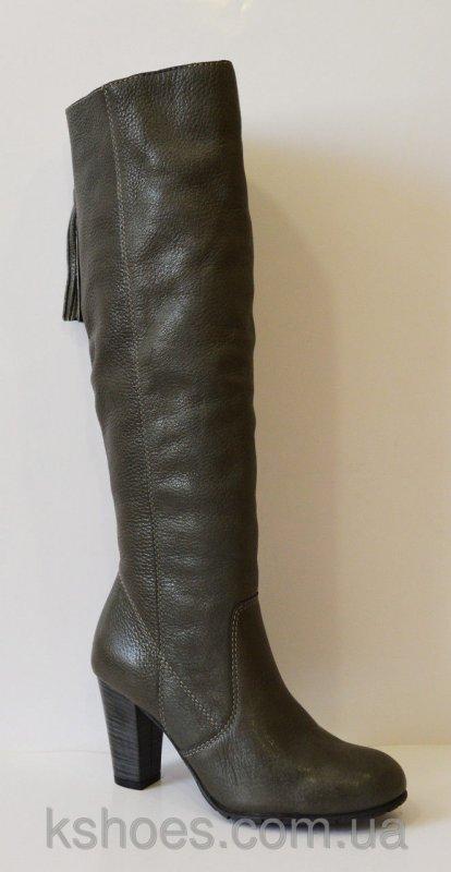 Купить Кожаные женские сапоги But S 390
