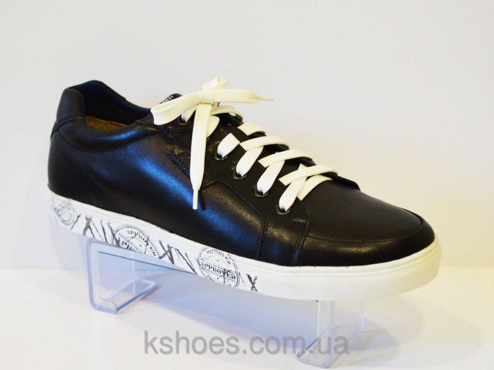 Купить Мужские черные туфли Faber 125002