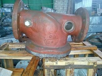 Клапан мембранный пожарный сигнальный КЗС-100-3