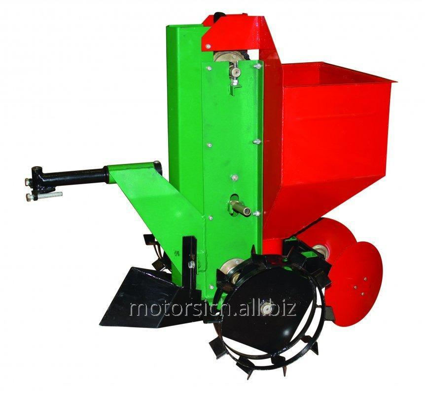Картофелесажалка малогабаритная Мотор Сич КСМ-1В