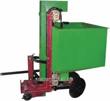 La sembradora de patatas De Motor Sich КС-1В