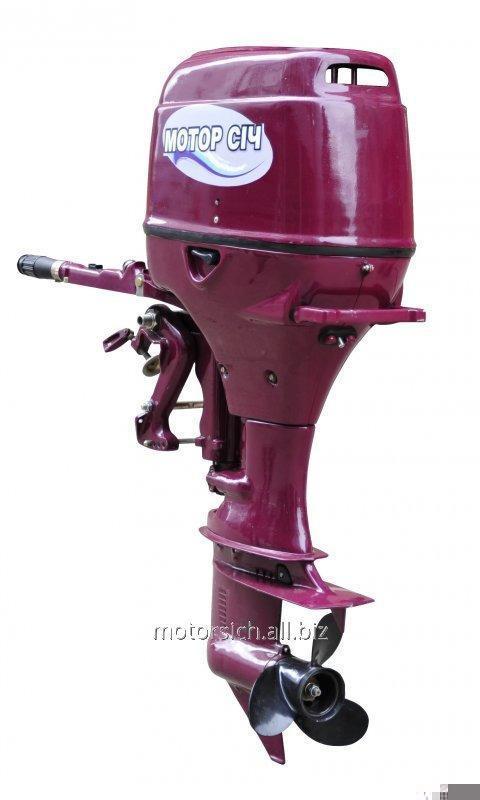 Лодочный мотор Мотор Сич ПЛМ-40Э