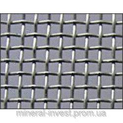 Сетка металлическая плетеная
