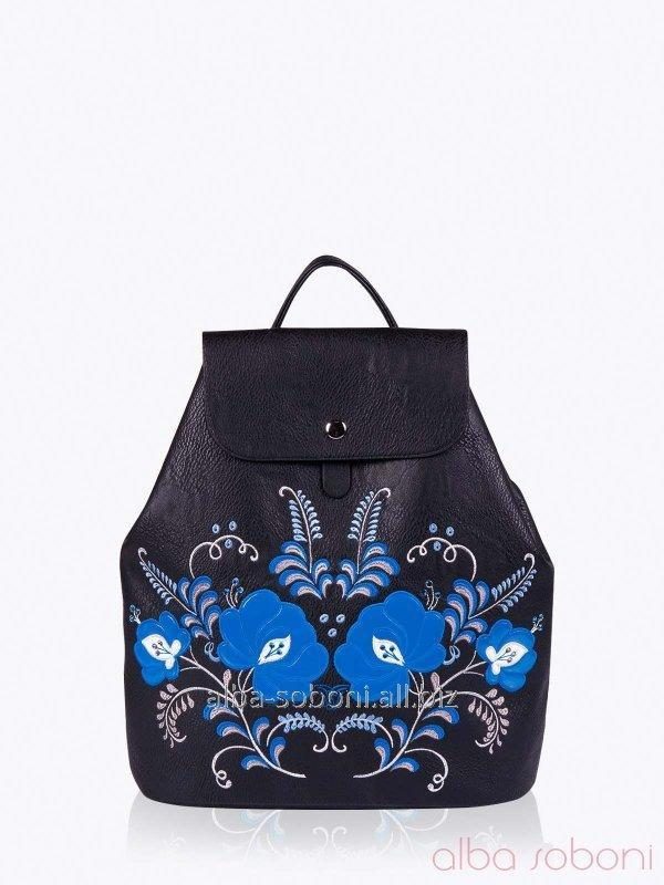 Рюкзак 152311 черный