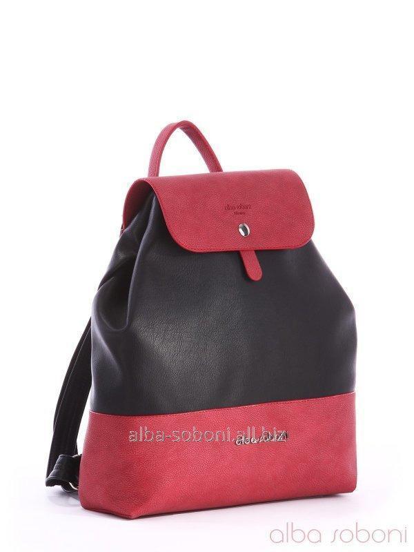 Купить Рюкзак 162038 черно-красный