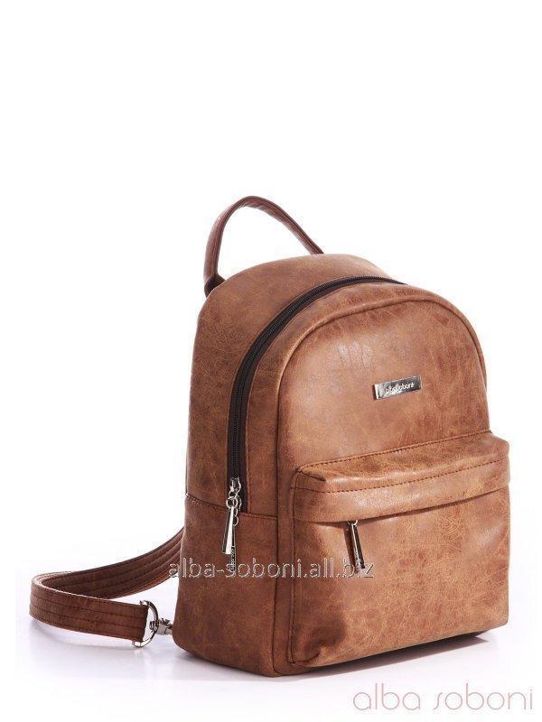 Рюкзак 162061 коричневый