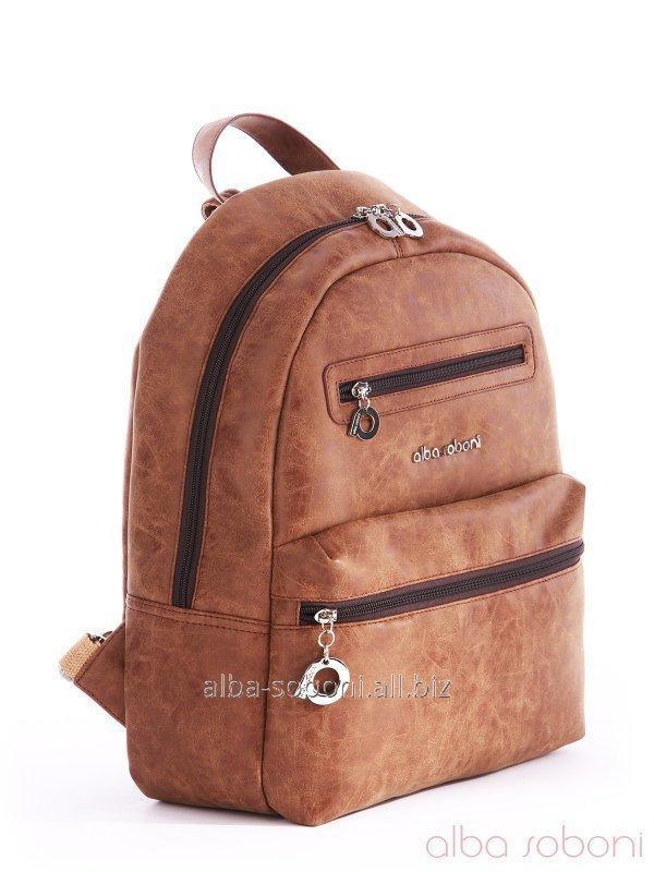Рюкзак 162071 коричневый