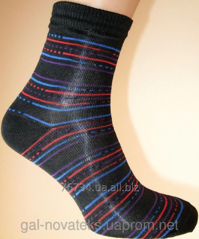 Buy Socks Female Demi-season Poloska2 Art.261-2