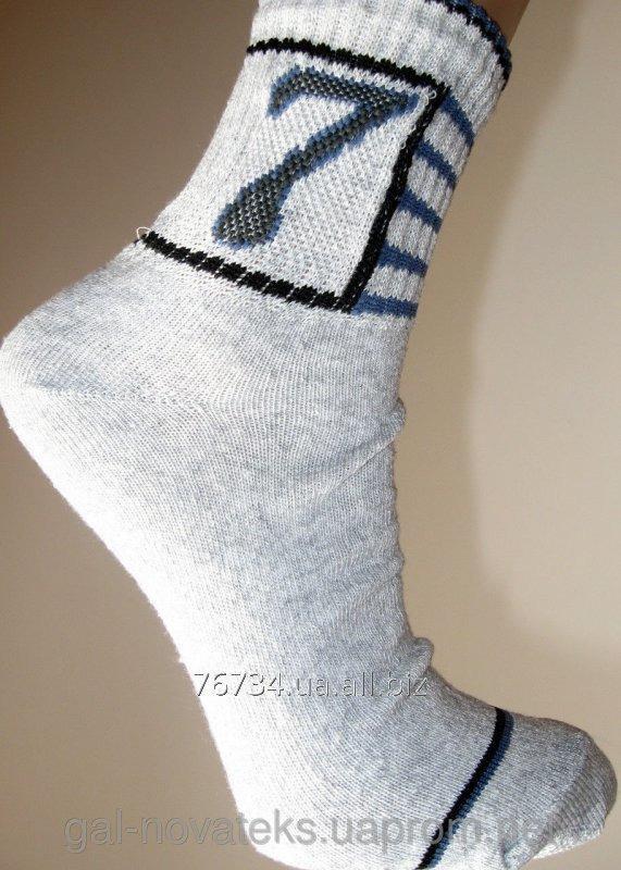 Носки Подростковые 20р -7-