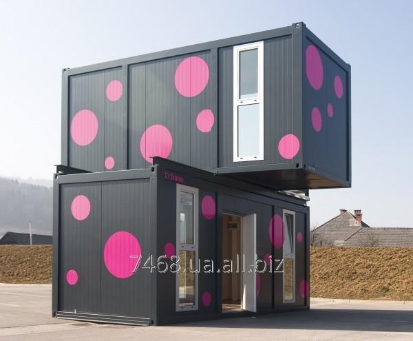 Купити Блок-Контейнери, модульні будинки