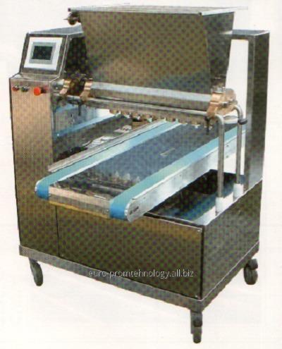Оборудование для отсадки песочного печенья TORNADO AC-600