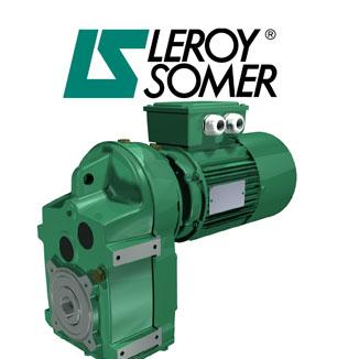 Купить Мотор-редуктор Emerson Leroy-Somer Manubloc