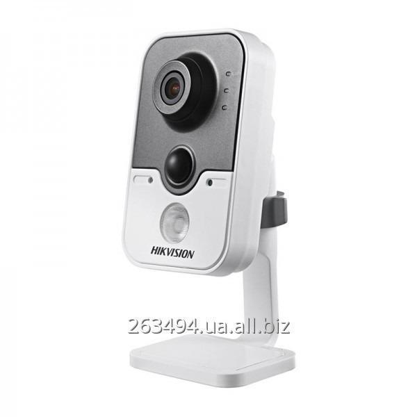 Купить IP видеокамера Hikvision DS-2CD2410F-I (2.8) кубик