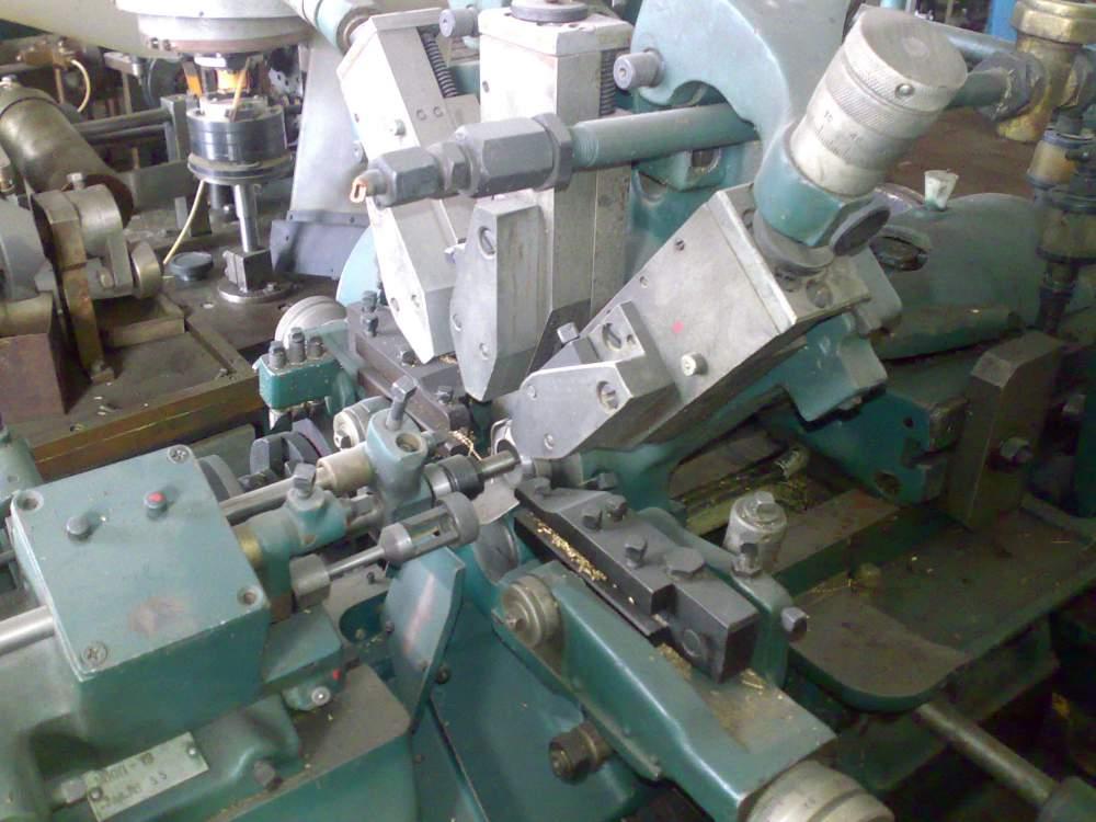 Автоматы токарные 1В06А  1991г. 2шт.