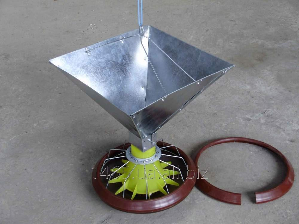 Оборудование для напольного выращивания молодняка кур-несушек, цыплят-бройлеров и содержания кур-несушек в фермерских хозяйствах ОПН-Ф-1