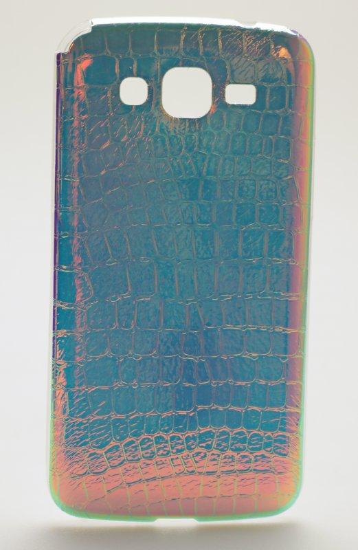 Купить Чехол силиконовый Shiny snake для Samsung Galaxy Grand 2 Duos SM-G7102 Blue