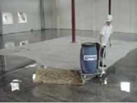 Купить Материал для обеспыливания и упрочнения бетона Lithurin