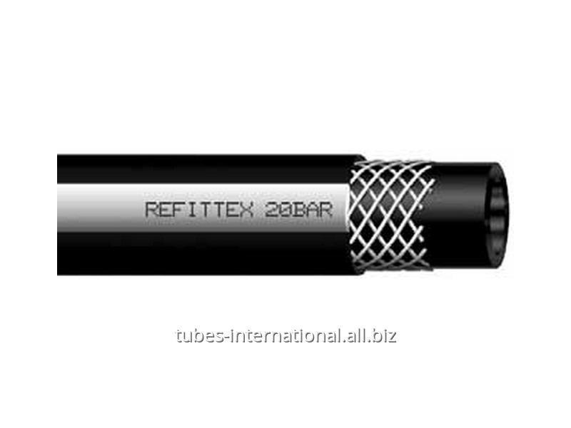 Шланг промышленный универсальный Refittex 20, 40, 80 BAR