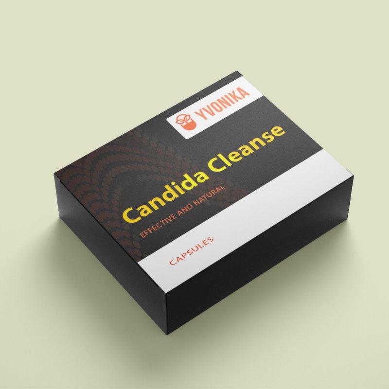 Концентрат от молочницы Candida Cleanse кандида клинс