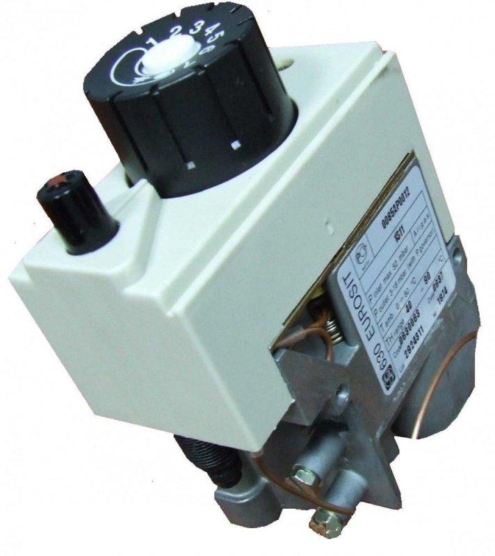 Газовый клапан (автоматика) EUROSIT 630 (котловая, конвекторная)