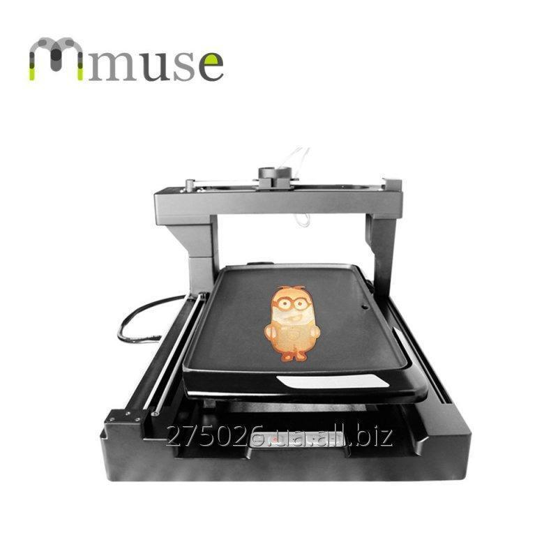 Купить Блинный 3D-принтер PancakeBot